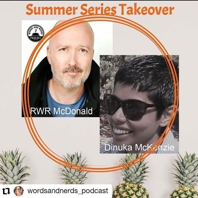Words & Nerds Summer Series Takeover